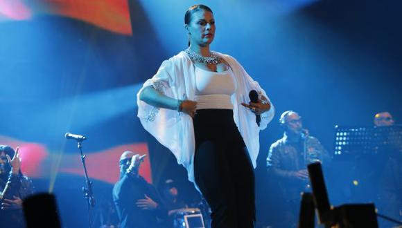 Olga Tañón cantará en la gala de los Heat Latin Music Awards. (Perú21)