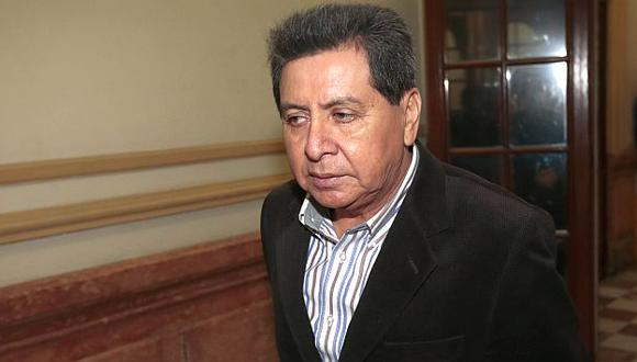 José León no pudo respaldar a su líder. (César Fajardo)