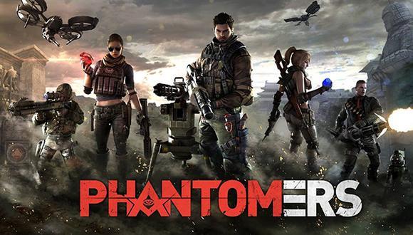 'Phantomers Insurrección': Nueva apuesta en videojuegos de competencia lanzado en Perú (Palywith Latam)