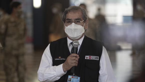 Óscar Ugarte dijo que no se pueden aceptar las amenazas de congresistas para censurar a Francisco Sagasti. (Foto: Archivo GEC)