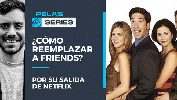 ¿Cómo reemplazar a Friends?