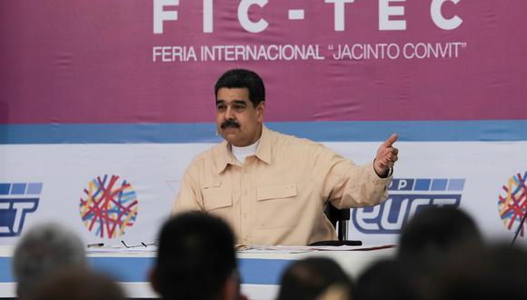 Nicolás Maduro indició que 'El Petro' estará respaldado por los recursos naturales de Venezuela (Reuters).