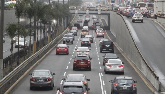 Existen 2.7 millones de vehículos en el país y más de 2 millones no tienen un seguro. (GEC)