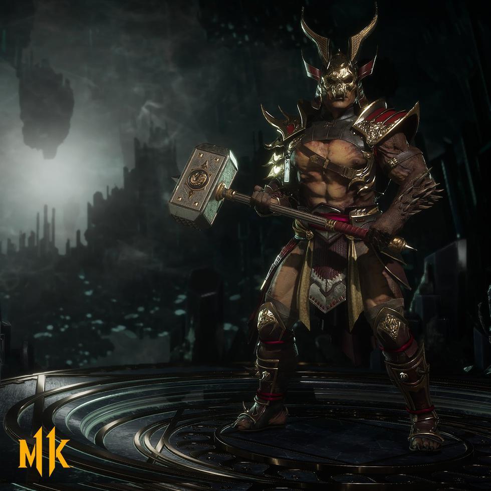 'Mortal Kombat 11' llegará el próximo 23 de abril en PS4, Xbox One, Switch y PC.