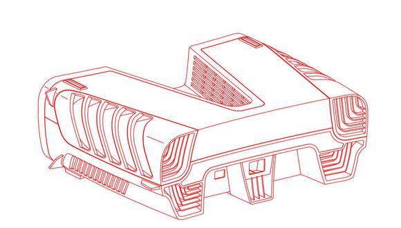 Se ha confirmado el diseño del kit de desarrollo de la PlayStation 5.