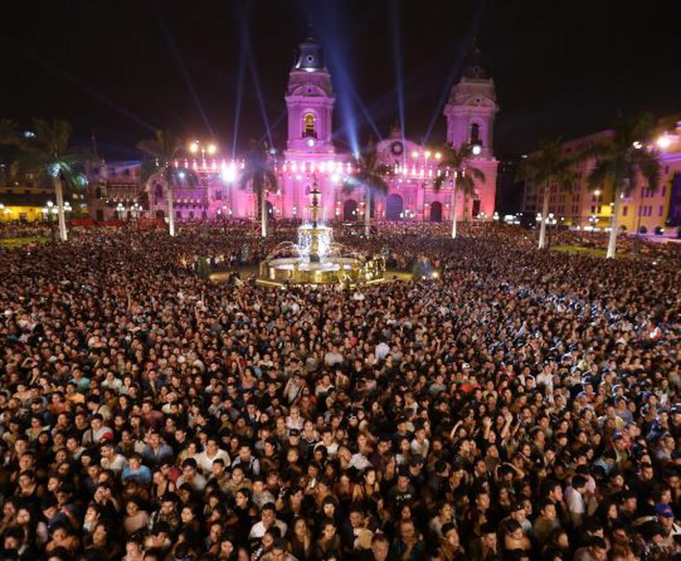 El jueves 17 de enero se llevará a cabo la Gran Serenata de Lima. (Foto: Municipalidad de Lima)