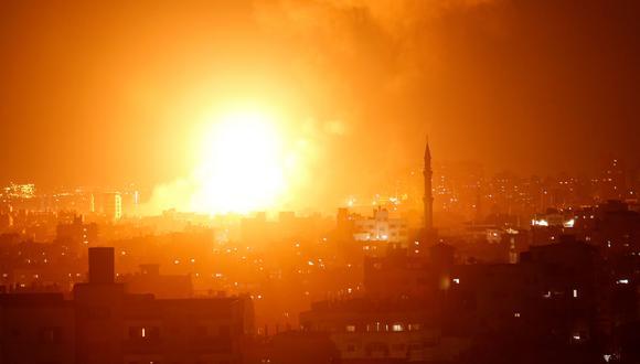 El insurgente y las civiles murieron en incidentes separados, señaló el Ministerio de Salud palestino. (Foto: AFP)