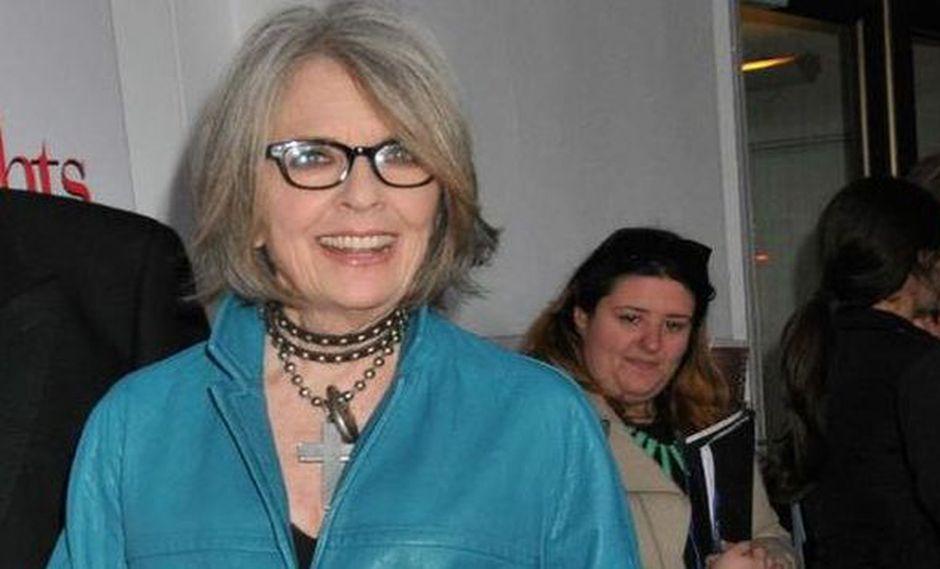 Diane Keaton recuperó una cartera que perdió hace 50 años. (Foto: EFE)
