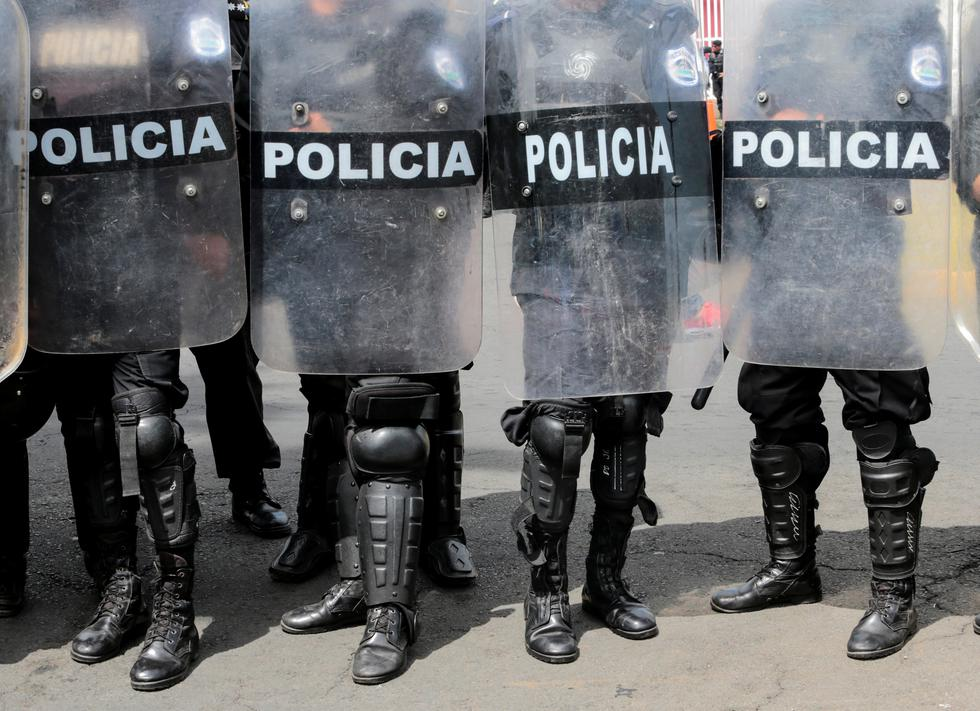 Policía Nicaragua (Reuters)