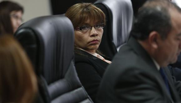 Barreto dice que se someterá a la investigación de la Fiscalía. (César Fajardo)