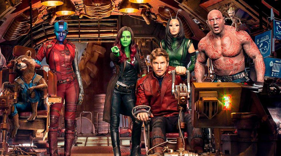 'Guardianes de la Galaxia': Elenco completo emite una carta abierta en apoyo a James Gunn. (USI)
