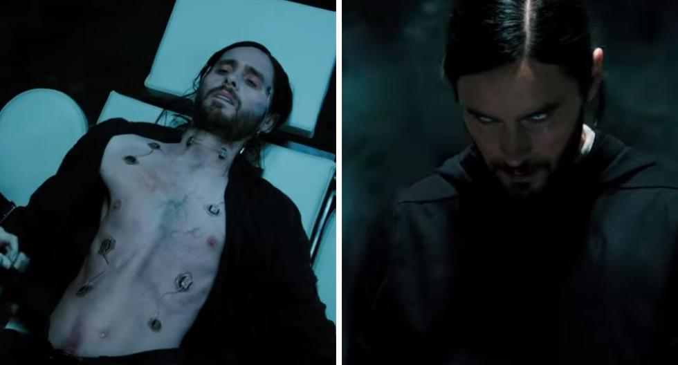 """Jared Leto afirmó que aceptó el papel de """"Morbius"""" por la complejidad del personaje. (Foto: YouTube)"""