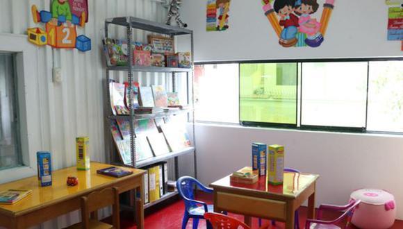 Callao: Inauguran centro para que padres que no viven con sus hijos puedan relacionarse con ellos. (Andina)