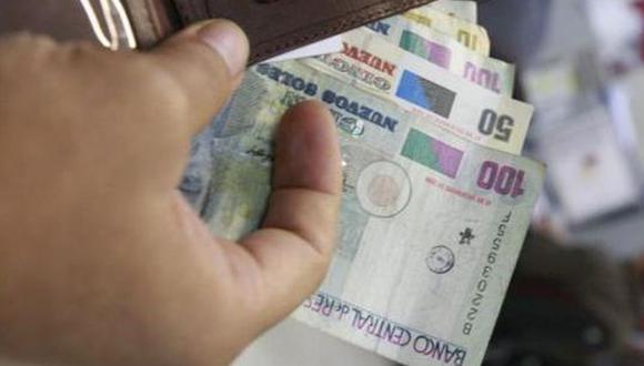 Se trata de un pago excepcional, entregado por única vez y de acuerdo a determinadas categorías (Foto: GEC)