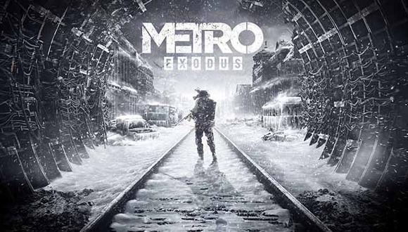 Metro Exodus llegará el próximo 22 de febrero de 2019 a PS4, Xbox One y PC.