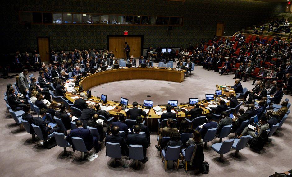 Para hoy está programada la reunión del Consejo de Seguridad de la ONU, donde se discutirá el ataque químico en Siria. (Efe)