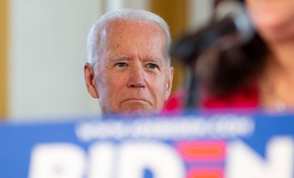 Estados Unidos: Acusaciones de plagio golpean la campaña del precandidato demócrata Joe Biden. (EFE)