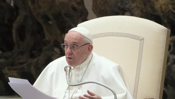 El papa Francisco respondió a la misiva enviada por Nicolás Maduro. (Foto: AP)