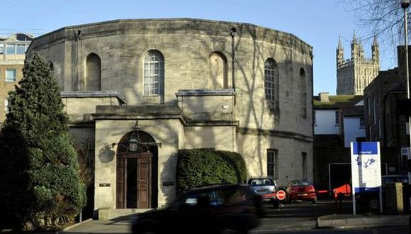 Fachada del tribunal de Gloucester. (Mirror.co.uk)