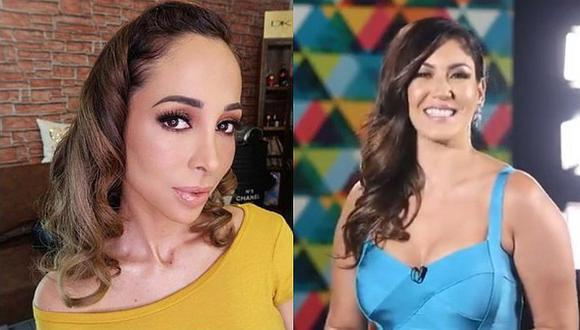 Olinda Castañeda advierte a Tilsa Lozano sobre la calidad de persona que es Jackson Mora