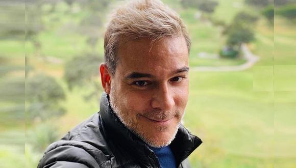 """""""No me digas solterona 2′, que se estrenaba el 2 de abril, ahora tendremos que estrenar el próximo año"""", dijo Adolfo Aguilar. (Instagram: @adolfoaguilarv)"""