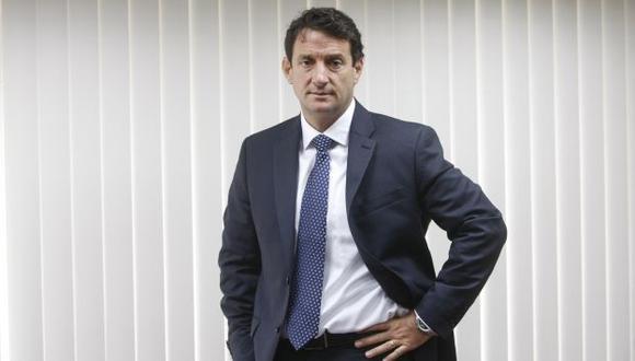 Renzo Reggiardo se lanza como candidato presidencial por Perú Patria Segura. (Perú21)