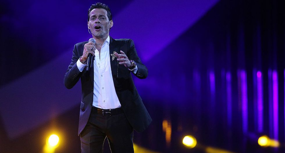 Marc Anthony en Lima: Un repaso por la carrera y discografía del salsero. (Foto: AFP)