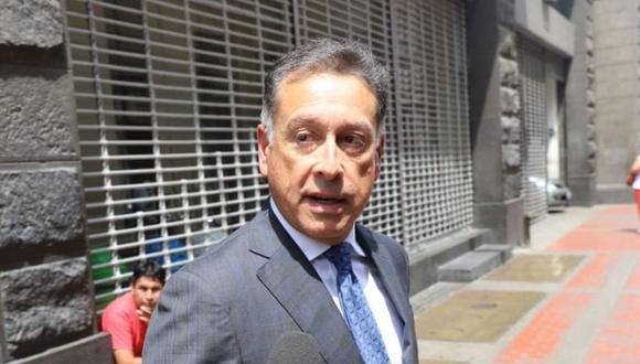 Gerardo Sepúlveda deberá quedarse en el Perú hasta diciembre del 2020. (Foto: GEC)