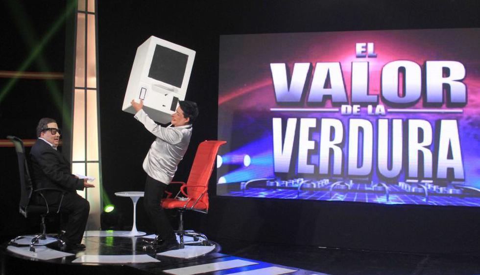 'Jean Paul Rata María' recrea aquella vez que lanzó un microondas sobre una mesa de vidrio. (Frecuencia Latina)