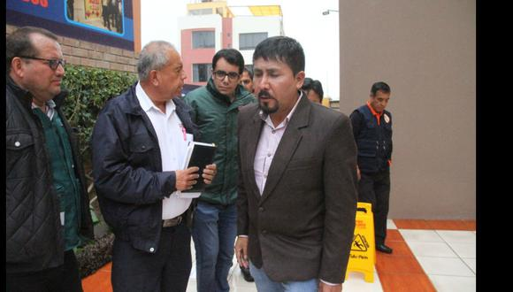 Gobernador Regional de Arequipa, Elmer Cáceres, no acudió a votar (GEC)