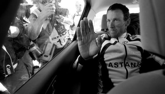 Lance Armstrong fue despojado de sus siete Tour de France tras conocerse que hizo trampa. (AP)