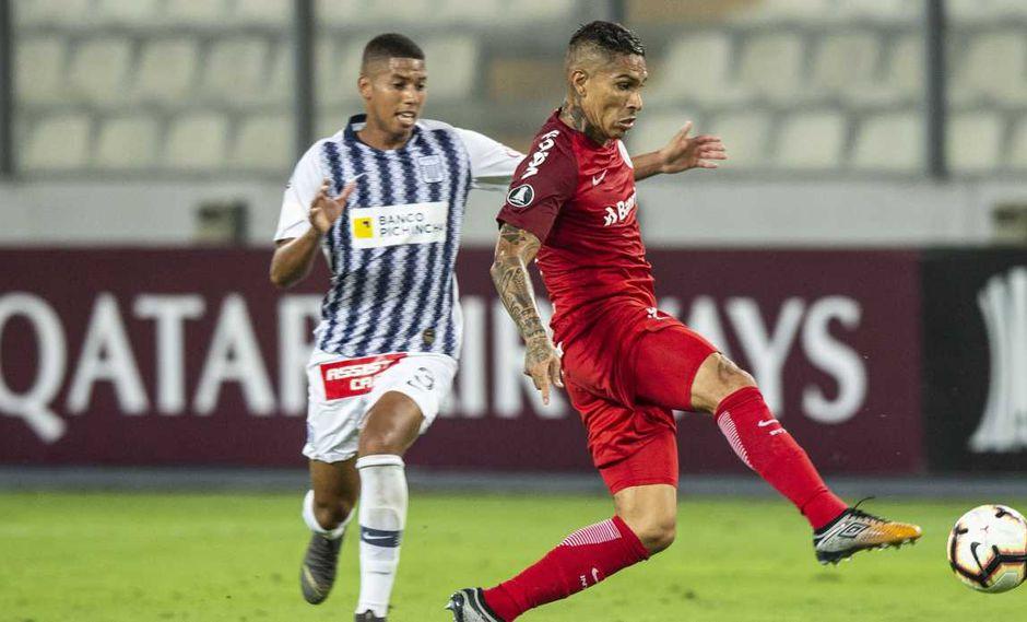 Internacional y Nacional se medirán en octavos de final de la Copa Libertadores 2019. (Foto: AFP)