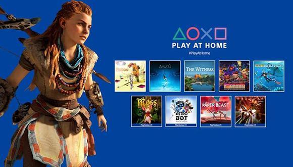 Desde finales de mes se podrá comenzar a descargar diez videojuegos a las consolas de Sony.