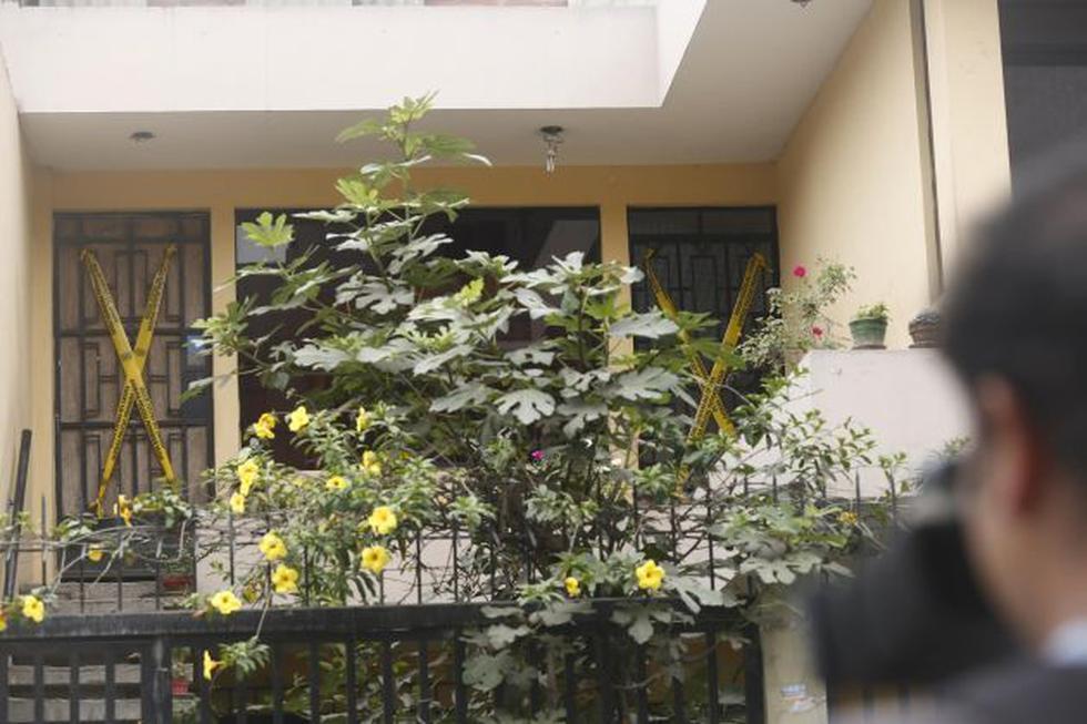 El victimario alquilaba un cuarto en el sector 'La Huayrona'. (Geraldo Caso)