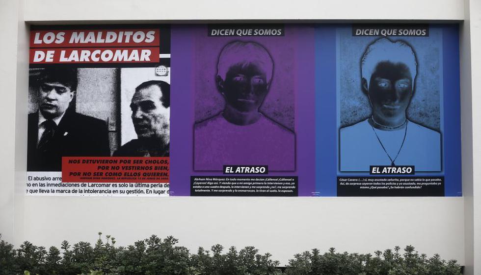 La condena por el prejuicio es representada por Alfredo Márquez (Renzo Salazar/Perú21).