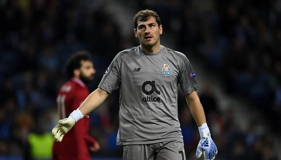 Iker Casillas se reserva el derecho de anunciar su retiro. (Foto: Getty)