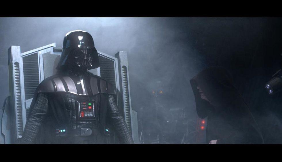 Darth Sidious, su historia completa con imágenes (Foto: Star Wars)