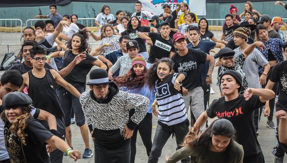 El festival se lleva a cabo en la sede de Chorrillos de D1 y, desde mañana, en el Parque de la Exposición (Centro de Lima). (Difusión)