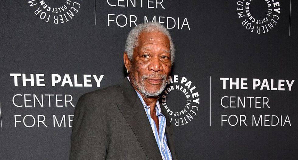 Morgan Freeman: 16 testimonios lo señalan por acoso sexual | Foto AFP