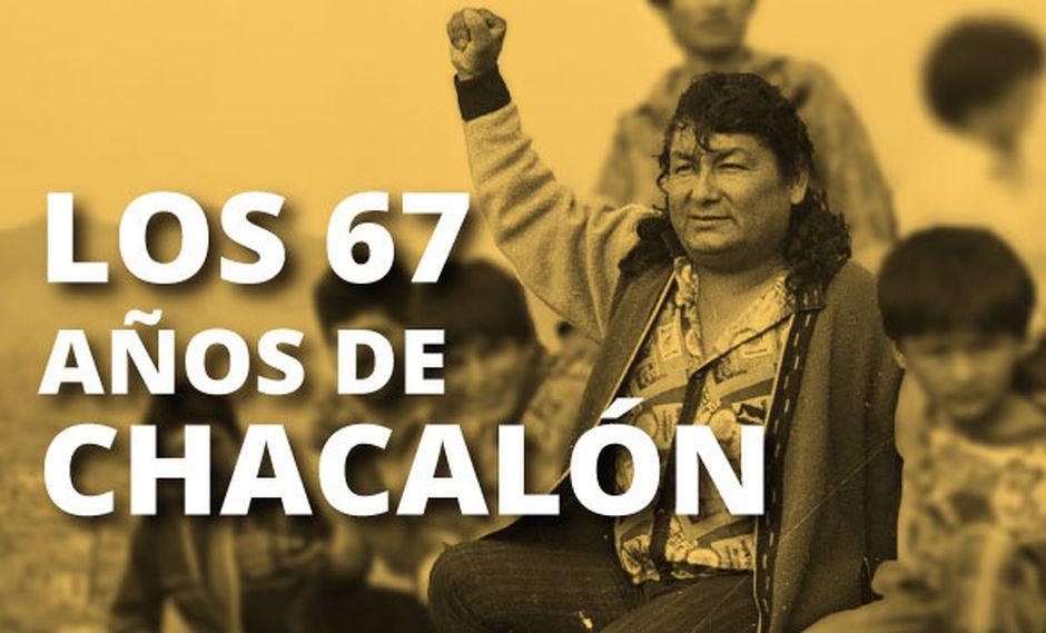 Chacalón es inmortal para sus seguidores y aquí te contamos porqué. (Foto: Andina)