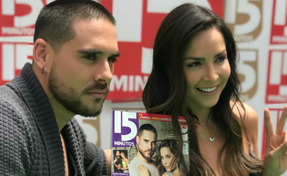 Sin senos sí hay paraíso: Carmen Villalobos y su novio te cuentan cómo mantener una relación a distancia. (Instagram/CarmenVillalobos)
