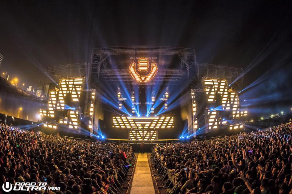 Road To Ultra Perú 2018: Este es el lineup oficial de la cuarta edición del festival de música electrónica. (Facebook/RoadToUltraPerú)