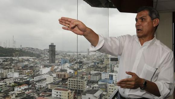 'GRAN HERMANO'. Fabricio Correa ratificó que será candidato. (AP)