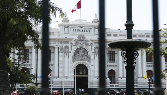 La Comisión de Fiscalización del Congreso respondió a las críticas de la Contraloría. (Foto: Diana Chavez / GEC)