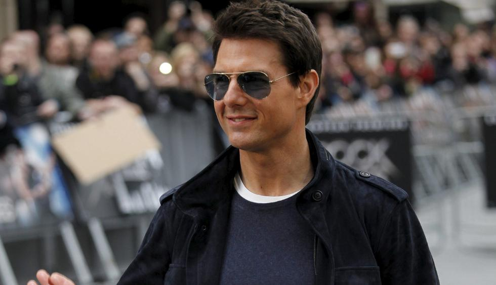 Tom Cruise sorprende con 'look' rejuvenecido para 'Top Gun: Maverick'   Foto: EFE