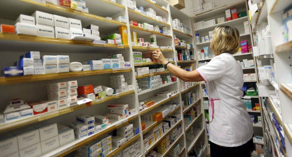 El Estado busca garantizar el acceso a las medicinas. (Foto: Reuters)