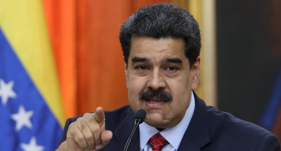 """Maduro crea comando """"secreto"""" contra """"acciones encubiertas"""" de EE.UU. en Venezuela"""