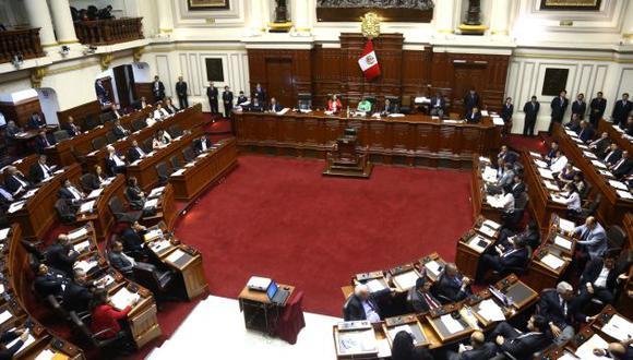 El Acuerdo Nacional reúne a partidos políticos, gremios sindicales y empresariales. (USI)