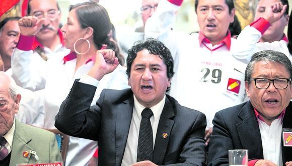 Atentado. Municipio de Huancayo sanciona a trabajadores que hablan mal de Cerrón o Perú Libre. (Foto: GEC)