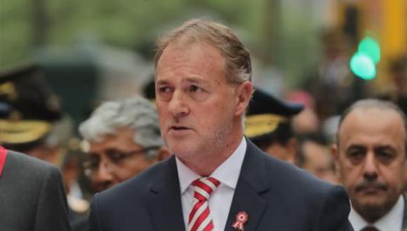 Jorge Muñoz lamentó que no se hayan registrado avances en las renegociaciones con la empresa concesionaria Línea Amarilla. (Foto: Giancarlo Ávila/GEC)